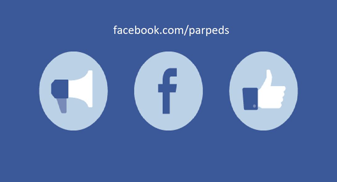 The official PAR Facebook page is live