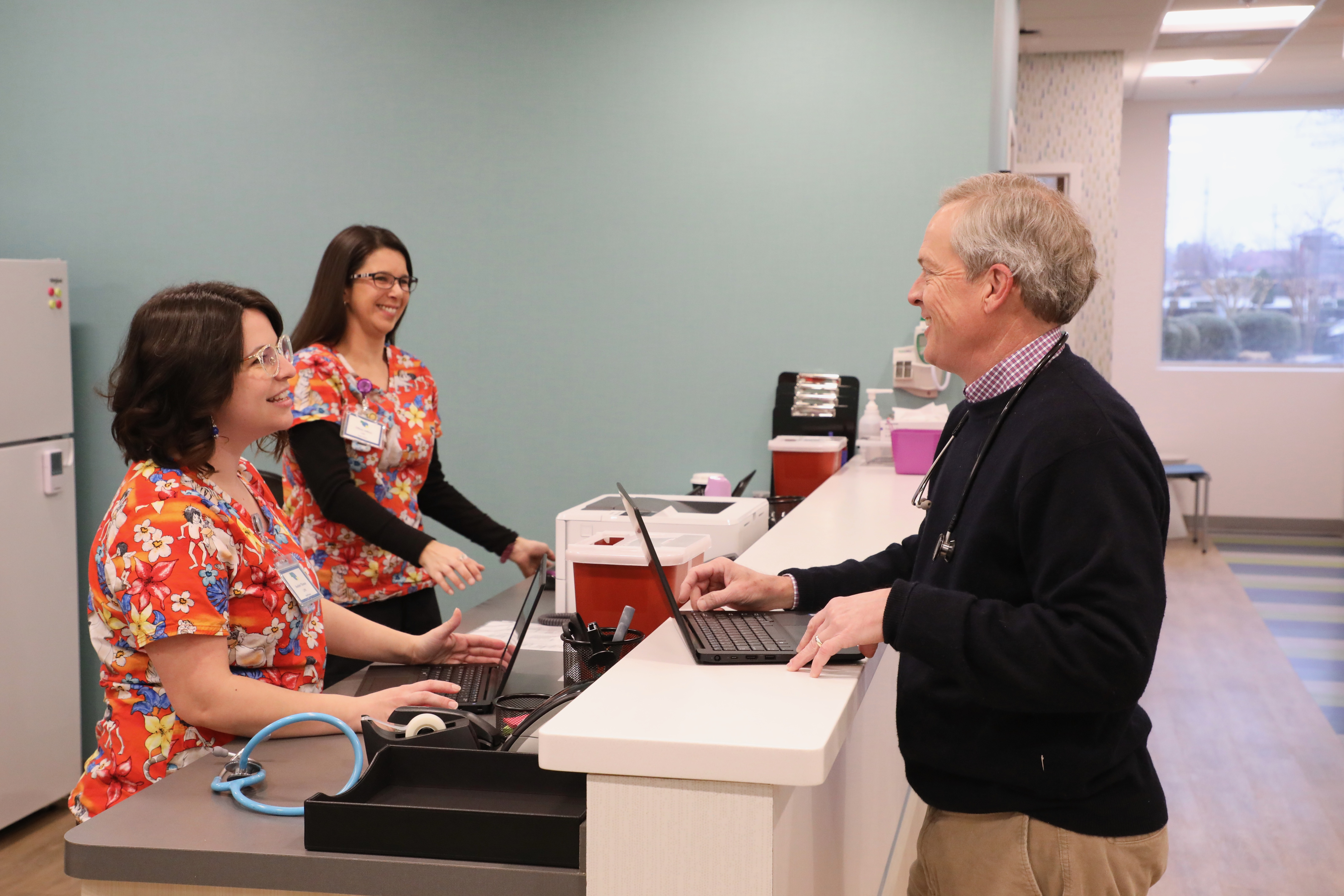 Take A Look At Our Offices - Pediatric Associates of Richmond